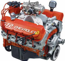 572 620 Horsepower Chevy Crate Engine