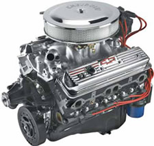 350 Chevy Engines | SBC | Chevy Crate Engine | Chevy Crate Motor
